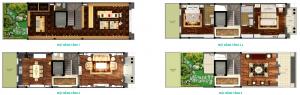 Thiết kế dự án Như Quỳnh Center