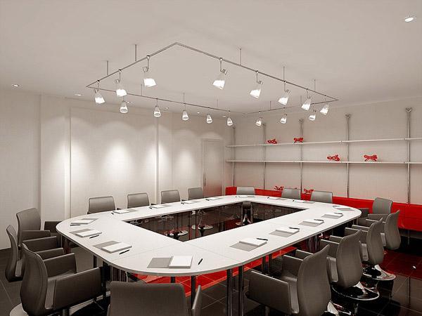 Phòng họp, hội nghị tại căn hộ Euroland