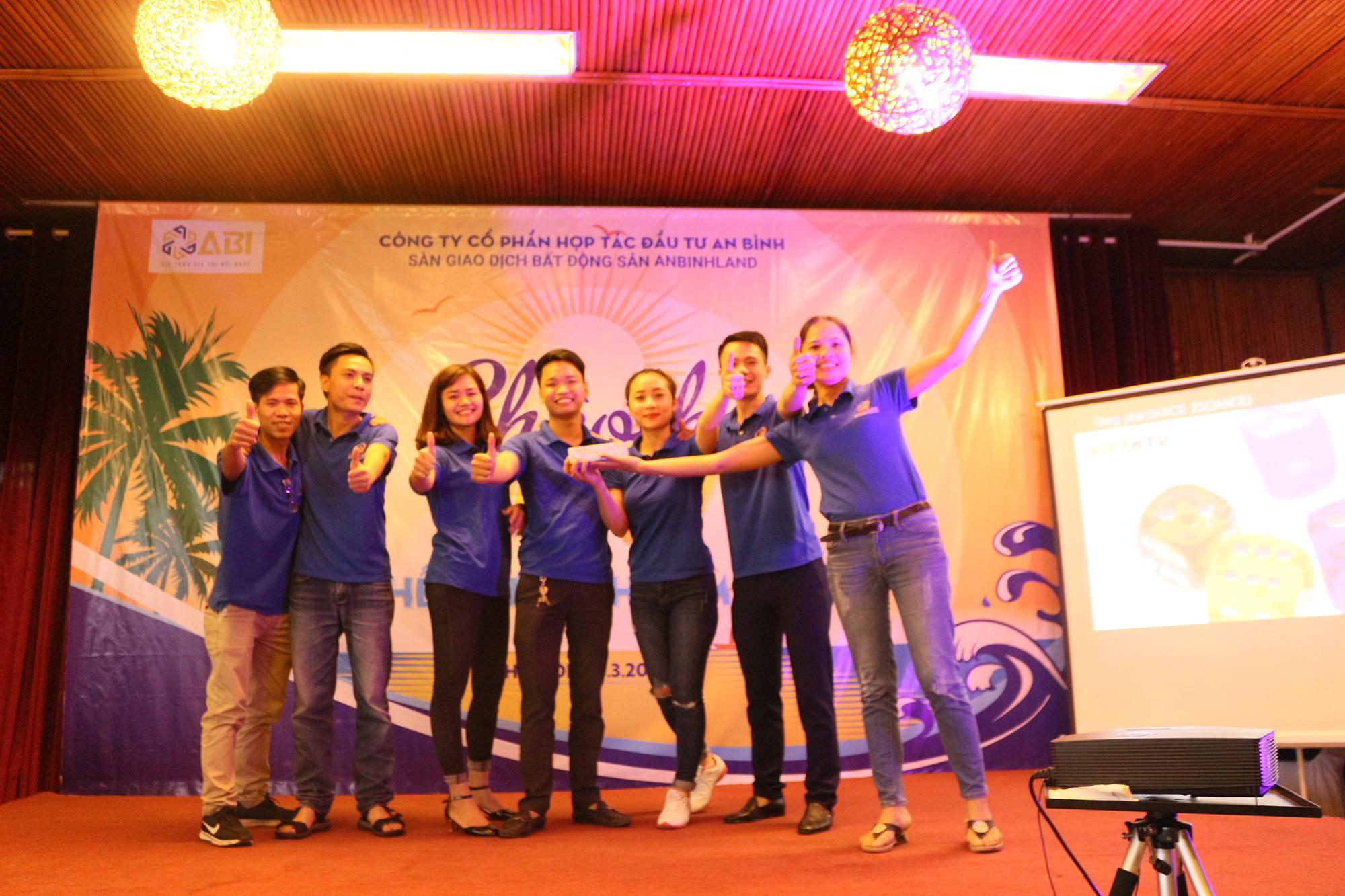 Team Building Chào Hè 2017
