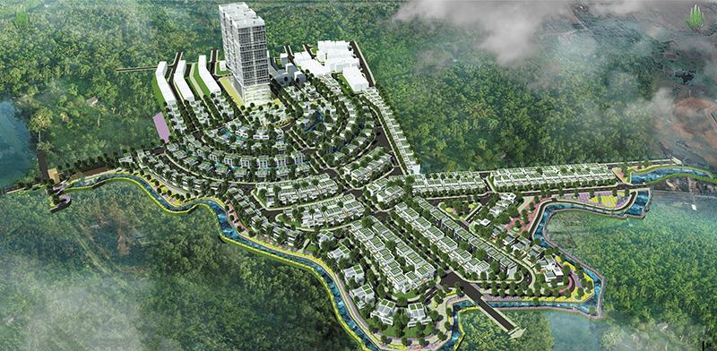 Phú Cát City – Cuộc sống thịnh vượng – An Bình Land